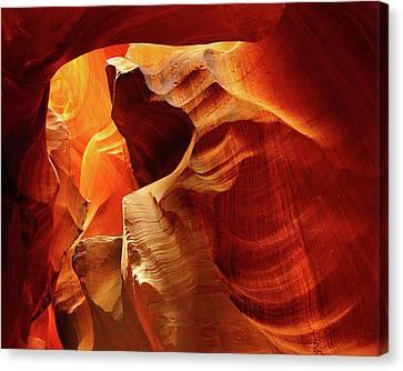 Upper Antelope Canyon, Page, Arizona Canvas Print
