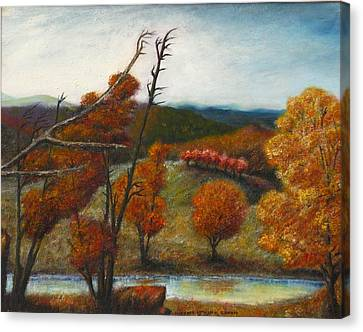 Upstate Canvas Print
