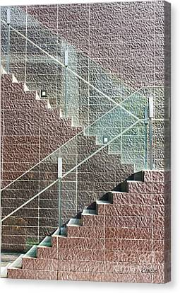 Urban Abstract Canvas Print by Eena Bo