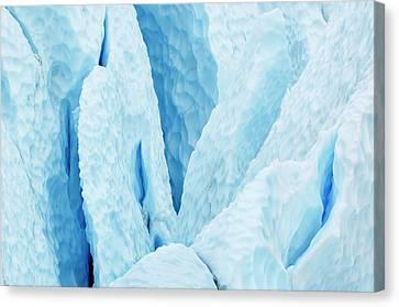 Matanuska Canvas Print - Usa, Alaska Matanuska Glacier Close-up by Jaynes Gallery