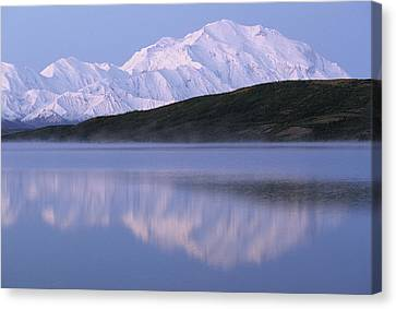 Gerry Canvas Print - Usa, Alaska, Mount Mckinley, Wonder by Gerry Reynolds