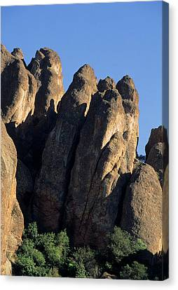 Gerry Canvas Print - Usa, California, High Peaks, Rock by Gerry Reynolds