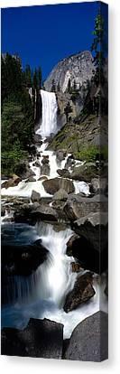 Usa, California, Yosemite Park, Vernal Canvas Print by Panoramic Images