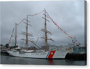 Usa Coast Guard Canvas Print