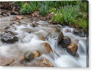 Chimes Canvas Print - Usa, Colorado, Clear Creek County by Jaynes Gallery