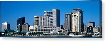 Usa, Louisiana, New Orleans Canvas Print by Panoramic Images