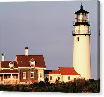 Usa, Massachusetts, North Truro, Cape Canvas Print by Walter Bibikow