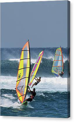 Gerry Canvas Print - Usa, Maui, Hawaii by Gerry Reynolds