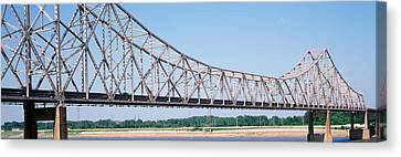 Usa, Missouri, St. Louis, Martin Luther Canvas Print by Panoramic Images