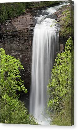 Usa, Tennessee, Foster Falls Small Wild Canvas Print by Jaynes Gallery