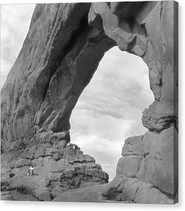 Utah Outback 29 Canvas Print by Mike McGlothlen