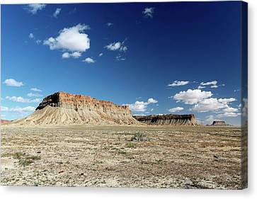 Ute Mountain Reservation Canvas Print by Michael Szoenyi