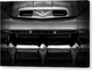 Canvas Print featuring the photograph V8 Power by Steven Sparks