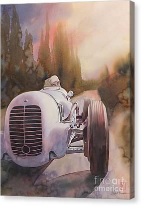 V8ri Canvas Print