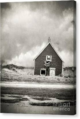Vacation Rental Canvas Print by Edward Fielding