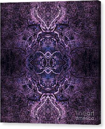 Vajra Canvas Print by Tim Gainey