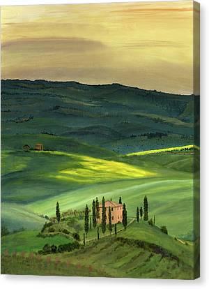 Val D II Canvas Print