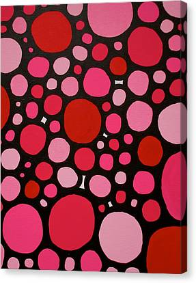 Valentines Day Canvas Print by Jeff Gater