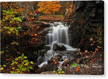 Valley Falls West Virginia Canvas Print