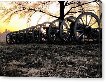 Valley Forge Thanksgiving 2012 Canvas Print