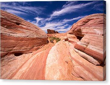 Valley Of Fire 2 Canvas Print