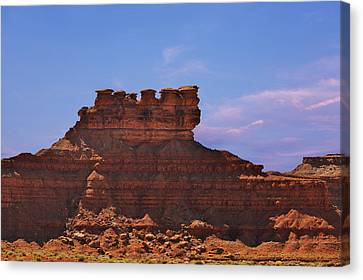 Natural Scenes Canvas Print - Valley Of The Gods by Christine Till
