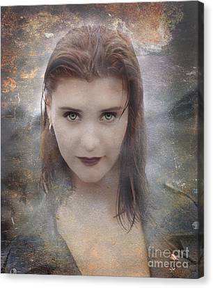Vamp Canvas Print by Bruce Stanfield