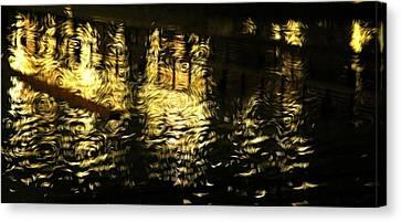 Van Go Nights Canvas Print by Scott Ware