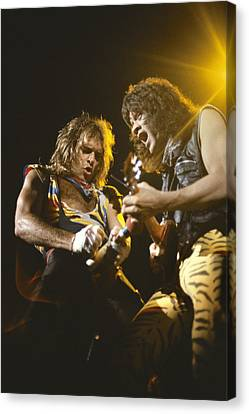 Van Halen '84 #1 Canvas Print
