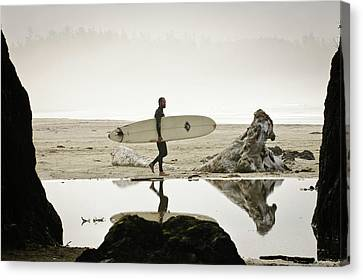 Vancouver Island, Pacific Rim National Canvas Print by Matt Freedman