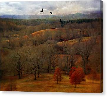 Vanderbilt View Canvas Print