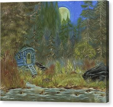 Vardo Dream Canvas Print