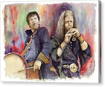 Varius Coloribus 2 Canvas Print by Yuriy  Shevchuk