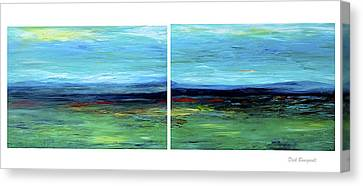 Vast Horizon Canvas Print