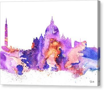 Vatican Canvas Print