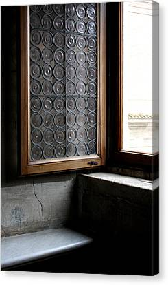 Vatican Window Canvas Print by Steve Raley
