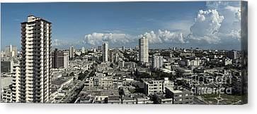 Vedado Havana Cuba Canvas Print