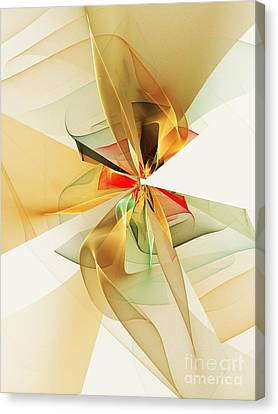 Veildance Series 1 Canvas Print
