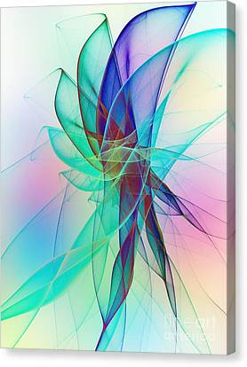 Veildance Series 2 Canvas Print