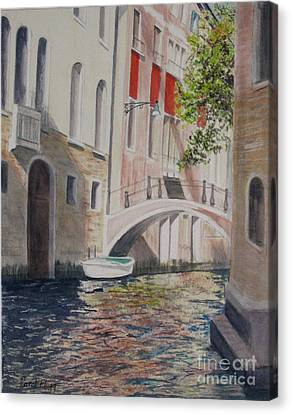 Venice 2000 Canvas Print by Carol Flagg