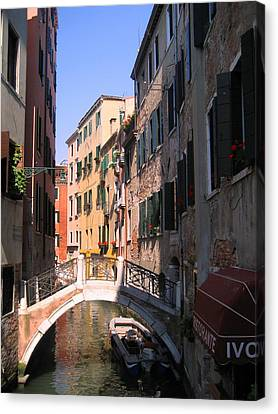 Venice Canvas Print by Dany Lison