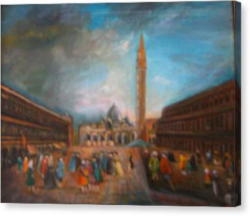 Venice Canvas Print by Egidio Graziani