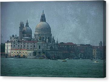 Canvas Print featuring the photograph Venice Italy 1 by Brian Reaves