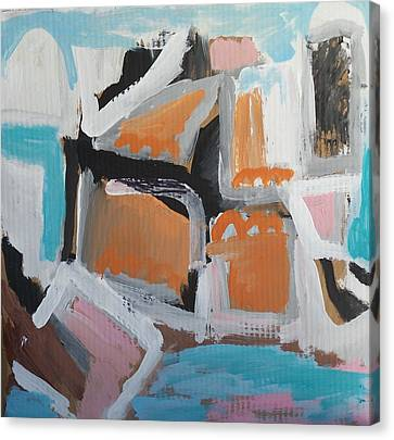 Venice Canvas Print by Jay Manne-Crusoe