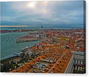 Venice Overlook Canvas Print