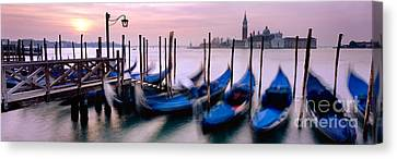Venice Canvas Print by Rod McLean