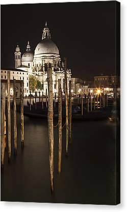 Venice Santa Maria Della Salute  Canvas Print by Melanie Viola