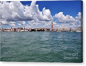 Venice Canvas Print by Simona Ghidini
