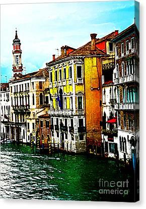 Venice - Venezia Canvas Print