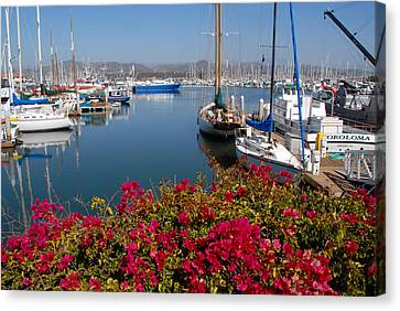 Ventura Harbor Canvas Print